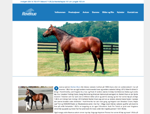 Revenue Stables website